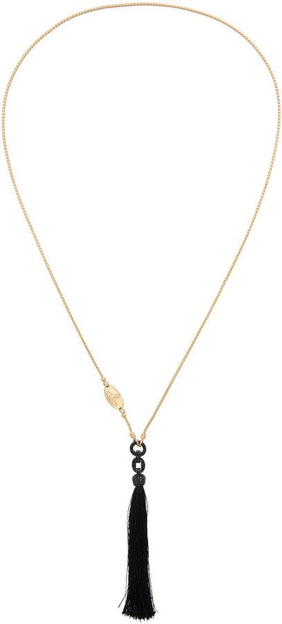 Vivienne WestwoodVivienne Westwood Electra tassel necklace