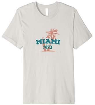 Miami 1972 Vintage T-Shirt Palm Trees and Beach Life