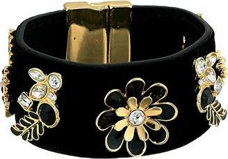 GUESS Gilded Romance Women's Magnetic Bracelet with Stones