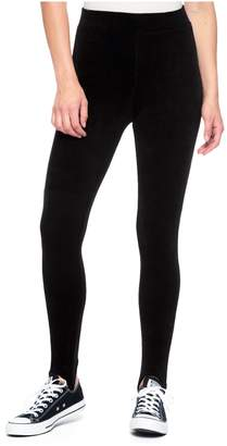 Juicy Couture Stretch Velour Stirrup Legging