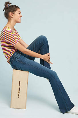 Majorelle McGuire High-Rise Flare Jeans