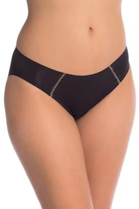 DKNY Seamless Laser Cut Design Bikini