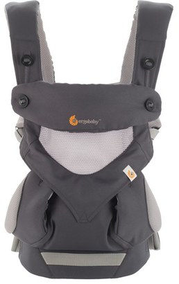 Infant Ergobaby 'Four Position 360 - Cool Air' Baby Carrier $180 thestylecure.com
