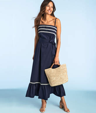 Vineyard Vines Ric Rac Maxi Dress