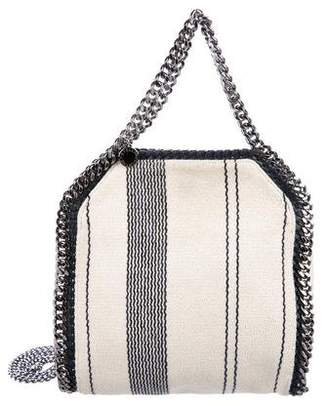 Stella McCartney Canvas Fold-Over Falabella Tote