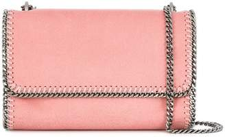 Stella McCartney hardware embellished square bag
