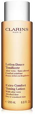 Clarins Women's Extra-Comfort Toning Lotion for Dry or Sensitive Skin