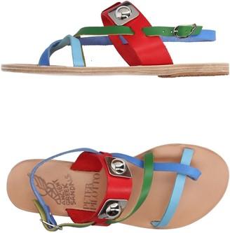 Ancient Greek Sandals x PETER PILOTTO Toe strap sandals