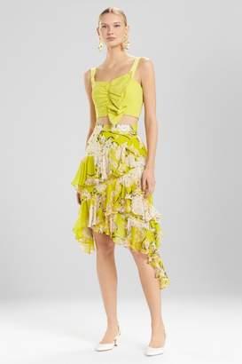 Josie Natori Hokkaido Blossom Skirt
