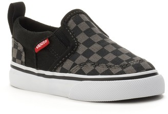 Vans Asher Toddler Boys' Skate Shoes
