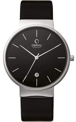 Obaku V153GDCBRB Men's watch