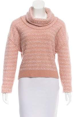 Blumarine Oversize Boucle' Sweater