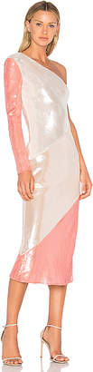 Diane von Furstenberg Bias Midi Dress