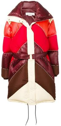 Golden Goose Ebra quilted coat