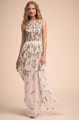 Anthropologie Samba Wedding Guest Dress