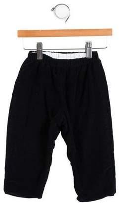 Papo d'Anjo Boys' Corduroy Straight-Leg Pants
