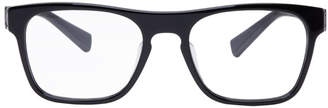 Dolce & Gabbana Black Rectangular Glasses