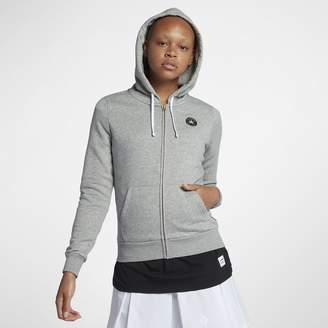 Converse Chuck Taylor Womens Full-Zip Graphic Hoodie