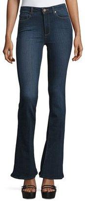 Paige Denim High-Rise Lou Lou Flare-Leg Jeans, Lawson $199 thestylecure.com