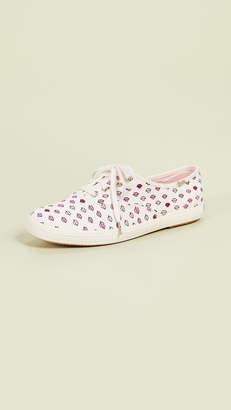 537331ece523e Keds x Kate Spade New York Champion Lips Sneakers
