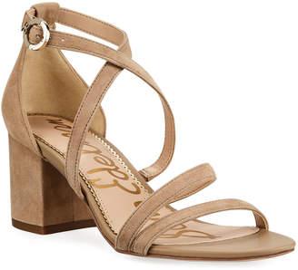 Sam Edelman Stacie Suede Strappy Sandals