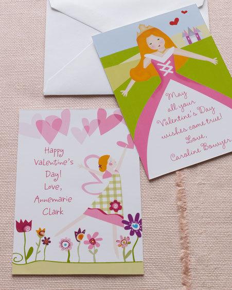 Princess & Angel Valentines