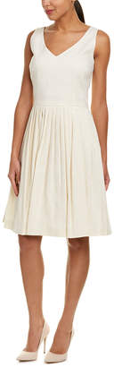 Lafayette 148 New York Deana A-Line Dress