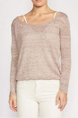 Brochu Walker Mabel Layered Pullover