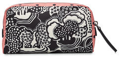 Marc Jacobs Marc Jacobs Mixed Print Cosmetic Case