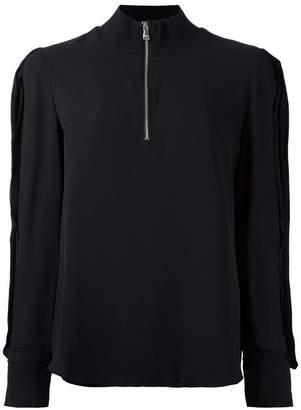 3.1 Phillip Lim high collar blouse