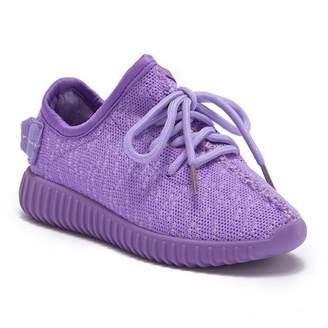 Chloé K NEW YORK Luxe Sneaker (Toddler & Little Kid)