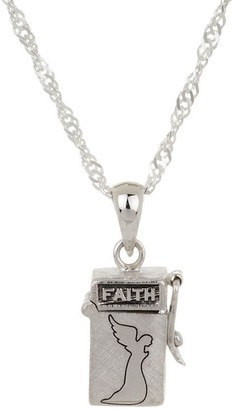 Prayer Box Necklace by Artist of Hope, Steven Lavaggi