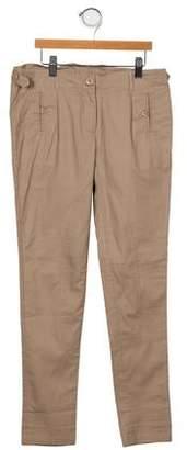 Imoga Girls' Woven Tapered Pants