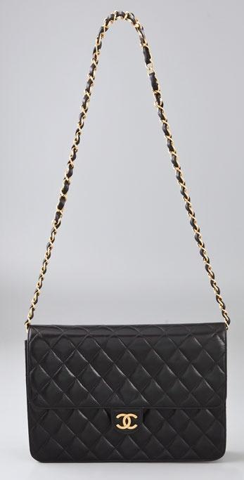 Wgaca Vintage Vintage Chanel Quilted Bag