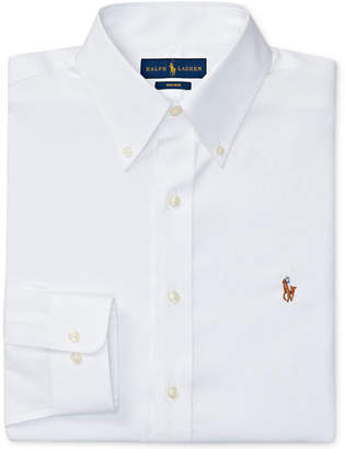 Polo Ralph Lauren Men Pinpoint Oxford Dress Shirt