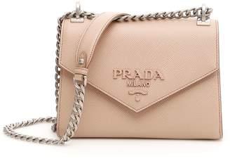 Prada Saffiano Monochrome Bag