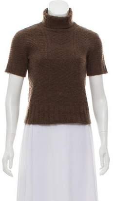 Ralph Lauren Cashmere Short Sleeve Sweater
