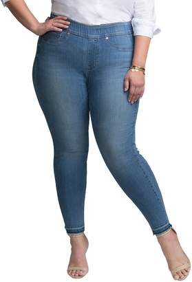 NYDJ Curves by Sculpt Pull-On Legging with Released Hem