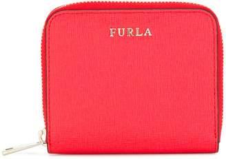 Furla zip around wallet