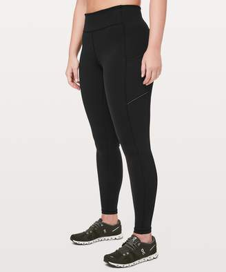 "Lululemon Speed Up Tight 28"" *Full-On Luxtreme"