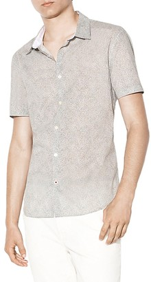 John Varvatos Star USA Mayfield Slim Fit Button-Down Shirt $128 thestylecure.com