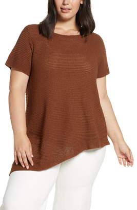 Eileen Fisher Asymmetrical Tunic
