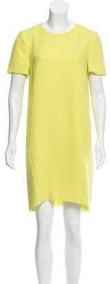 Whistles Sculpted Crepe Dress w/ Tags $75 thestylecure.com