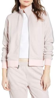 Converse x Miley Cyrus Glitter Track Jacket