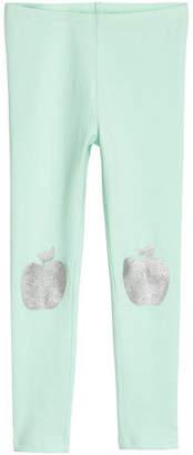H&M Jersey Leggings - Green