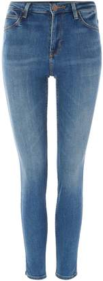 Lee Scarlett High Rise Skinny Jeans In Ninety Nine
