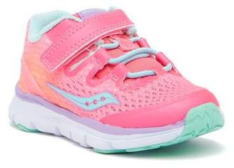 Saucony Freedom ISO Sneaker - Wide Width Available (Toddler)