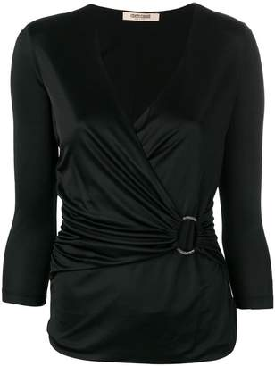 Roberto Cavalli 3/4 sleeves blouse