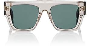 Celine Women's Squared Aviator Sunglasses - Light Gray