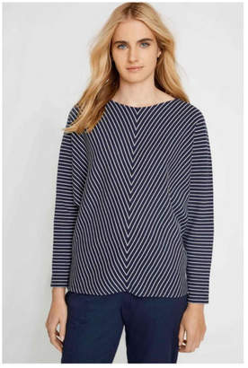 People Tree Perry Stripe Top